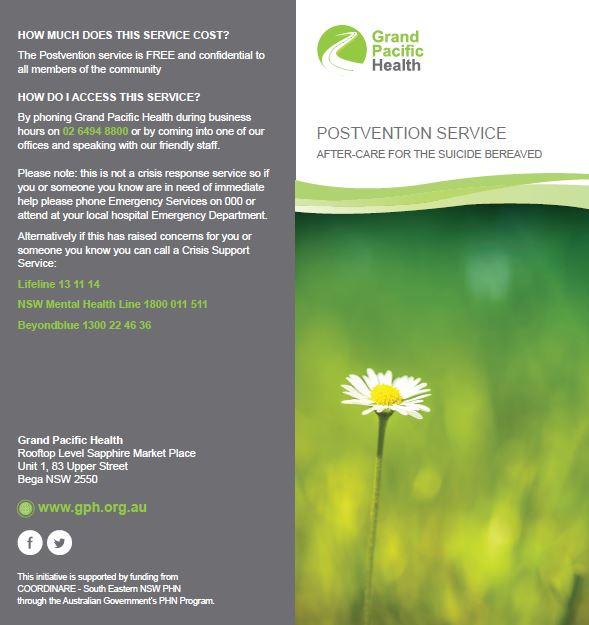 GPH Postvention Service
