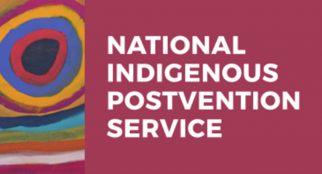 National Indigenous Postvention Service